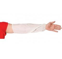 Jednorázový rukávnik biely 20x40cm  100ks