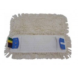 Mop bavlna kapsový / uškový Uni 50cm