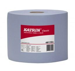 Priemyselná utierka Katrin Classic L 2 Blue 481108