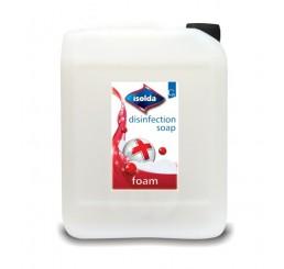 Isolda dezinfekčné penové mydlo 5L