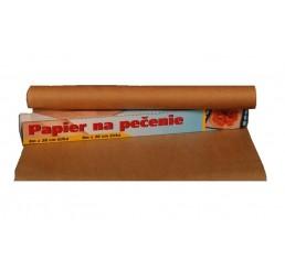 Papier na pečenie 8m / 38cm v krabičke s odrhavacou hranou