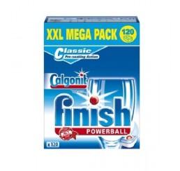 Tablety do umývačky Finish Classic 120ks